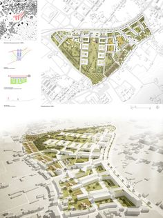 masterplan florence scandicci area ex barracks wolves of tuscany ~ Great pin! Architecture Site Plan, Masterplan Architecture, Architecture Presentation Board, Architecture Graphics, Urban Architecture, Landscape Concept, Landscape Plans, Urban Design Concept, Planer Layout