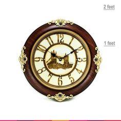 Vintage Wall Clock 1