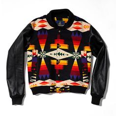 Pendleton Varsity Jacket Anti Fashion, Work Wear, Jumper, Street Wear, Couture, Varsity Jackets, Sweatshirts, Sweaters, How To Wear