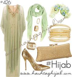 Hijab Fashion 2016/2017: Hashtag Hijab Outfit (Occassion)  Hijab Fashion 2016/2017: Sélection de looks tendances spécial voilées Look Descreption Hashtag Hijab Outfit (Occassion)