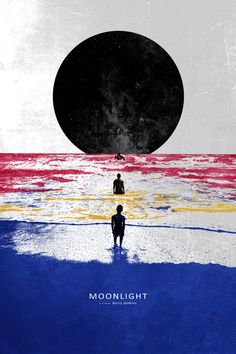 Alternative Movie Poster for Oscar Series 2017 #5 Moonlight, winner of Best Picture at the Oscars.The boy, the man, the journey, the discovery of himself. And there is the theme color for each...