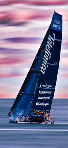 Has your company ever thought of sponsoring a sailboat?