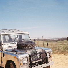 // Land Rover Series III