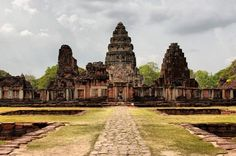 4-Day Northeast Thailand Heritage and Temples Tour from Bangkok Explore the Northeast of Thailand, commonly known as Isaan with this 4 day Private Tour. The tour starts in Bangkok and covers Korat, Saraburi, Khao Yai, Pimai, Phanom Rung, Muang Tam, Surin, Si Saket and Ubon Ratchathani.   Day 1 [D] Depart Bangkok for Saraburi. Visit Phra Buddha Badh with its shrine of the holy footprint of Lord Buddha, and lunch at local restaurant. Continue to Khao Yai National ...