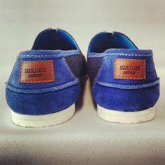 Backside Espadrilles denim shoes