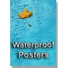 Hydrojet Self Adhesive Water Resistant Inkjet Poster Paper x 50 made by Green Stationery Co in - Made In Uk, Office And School Supplies, Somerset, Adhesive, Stationery, Paper, Green, How To Make, Papercraft