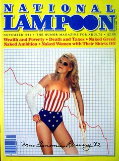 Humor & Satire Monthly Magazine Back Issues National Lampoon Magazine, National Lampoons, Satire, Bikinis, Swimwear, Humor, Best Deals, Cover, Magazines