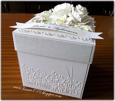Ślubny exploding box ...