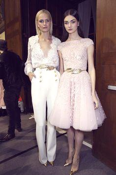 dustjacket attic: Fashion Runway | Zuhair Murad: Couture Spring 2014