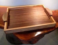 Gorgeous Hardwood Serving Tray! Upcoming Classes: (Please Click Date to Enroll) Sun Oct 22 1030a-530p ONLY 2 SPOTS LEFT! Duration: 6 hours Interested in a sold-out class? Call us for a spot on th #smallwoodcrafts