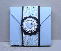 Petal Card Box