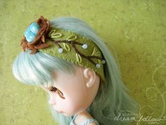 Robin's Nest Blythe headband