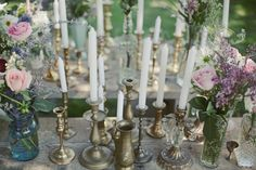 Una boda es única cuando le pones un toque familiar a tu decoración de boda. #decoracionboda #vintage