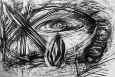 Improvisaatio suuren vitutuksen päivänä Less Is More, Pencil Drawings, Odd Stuff, Abstract, Artwork, Paintings, Youtube, Strange Things, Summary