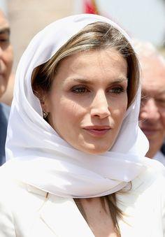 Queen Letizia of Spain Photos: Spanish Royals Visit Morocco: Day 2