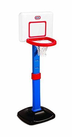 Little Tikes - 620836 - Jeu de Plein Air - Mon Premier Panier de Basket Little Tikes http://www.amazon.fr/dp/B004GXLWLI/ref=cm_sw_r_pi_dp_qU2owb083CDCG
