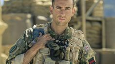 Former pupil Matthew Lewis in Bluestone 42 on BBC Three