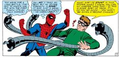 Taking on Doctor Octopus (Amazing Spider-Man #12)