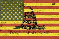 Free Shipping when you spend over $50 Dollars Created & Shipped withen 1-2 business days Don't Tread On Me Wall Decal! Awesome Don''t Tread On Me Gift perfe