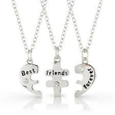 BFF Necklaces