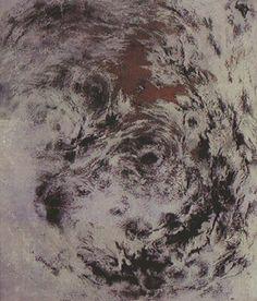 Sem Título 1962 | Tomie Ohtake óleo sobre tela, c.i.d. 85.00 x 75.00 cm