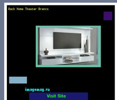 Rack Home Theater Branco 161656 - The Best Image Search