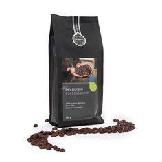 Der Espresso UNO - Ein leichter Espresso aus 100% Arabica-Bohnen.