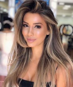 Ombre Awesome Blonde Balayage Hair Colors Shades to Wear in 2019 - . Alpingo Balayage , Awesome Blonde Balayage Hair Colors Shades to Wear in 2019 - . Awesome Blonde Balayage Hair Colors Shades to Wear in 2019 - Balayage Blond, Hair Color Balayage, Blonde Highlights On Dark Hair, Balyage Long Hair, Blonde Color, Blonde For Brunettes, Blonde Balayage On Brown Hair, Brunette Hair Colors, Balayage Hair Brunette With Blonde
