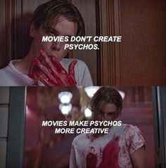 In addition to making them stunningly attractive, like Skeet Ulrich. 😍 In addition to making them stunningly attractive, like Skeet Ulrich. Scream 1, Scream Movie, Scary Movies, Great Movies, Comedy Movies, Slasher Movies, Scream Costume, Skeet Ulrich, Movie Memes