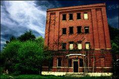 Abandoned Roseville Prison in Ohio
