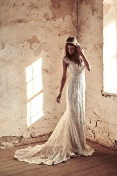 Sleeves_anna campbell 2018 bridal cap sleeves v neck full embellishment elegant sheath wedding dress open v back sweep train mv -- Anna Campbell 2018 Wedding Dresses Wedding Dresses 2018, Boho Wedding Dress, Bridal Dresses, Dresses 2016, Party Dresses, Bridesmaid Dresses, Mod Wedding, Lace Wedding, Peacock Wedding