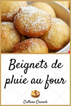 Discover recipes, home ideas, style inspiration and other ideas to try. Apple Cinnamon Muffins, Cinnamon Apples, Beignets, Clean Recipes, Deserts, Good Food, Brunch, Dessert Recipes, Food And Drink