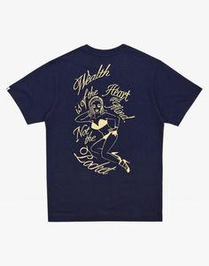Billionaire Boys Club Nose art t-shirt