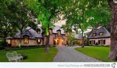 french country exterior home remodel - Yahoo Image Search Results