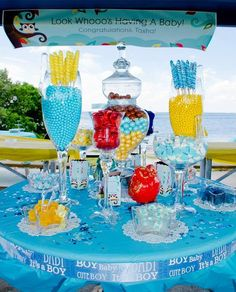 candy bar candy buffet candy table