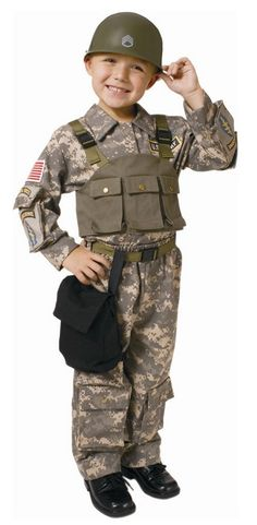 Deluxe Desert Warrior Kids Costume Army and Military Costumes | Costume Party - Kids Costume | Pinterest | Military costumes Costumes and Halloween 2017  sc 1 st  Pinterest & Deluxe Desert Warrior Kids Costume Army and Military Costumes ...