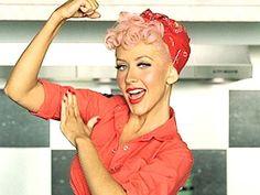 Christina Aguilera! LOVE!