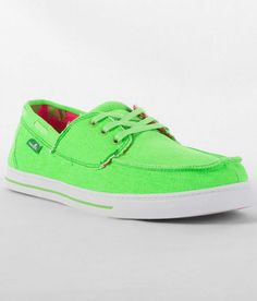 7181bb21eac767 Sanuk Beacon Shoe - Men s Shoes in Fluoro Green