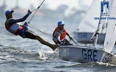 Καλημέρα και καλή επιτυχία στο medal race ιστιοπλοίας των Ολυμπιακών αγώνων, όπου οι Έλληνες, Παναγιώτης Μάντης και Παύλος Καγιαλής, διεκδικούν σήμερα ένα ακόμα μετάλλιο για την Ελλάδα! #iny #ieknewyork #sailing #rio #olympics