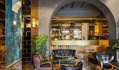 Piazza Navona, Gio Ponti, Rome Hotels, Best Hotels, Hotel Roma, Luxury Hotel Design, In Loco, Timber Ceiling, Historic Properties