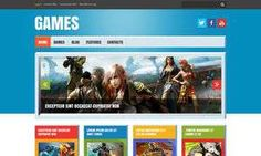 Video Games & Gaming Blog WordPress Themes - Game Reviews
