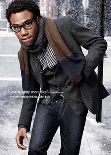 Gap Holiday Winter 2010 Ad Campaign... I don't know his name, but he is hot!!