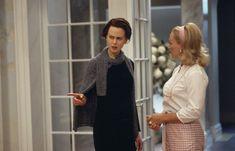 "Nicole Kidman and Glenn Close in ""The Stepford Wives"""
