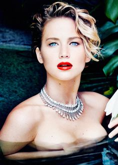 Everyone I'd like to introduce you to my fiance Jennifer Lawrence...   In my wildest dreams