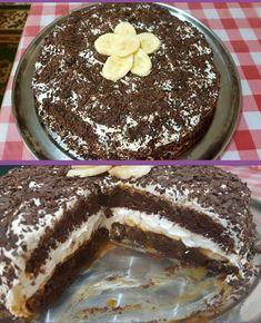 Cookbook Recipes, Cooking Recipes, Banoffee, Tiramisu, Cheesecake, Food And Drink, Pudding, Sweets, Sugar