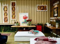 Casa Foz Design - Delta Containers