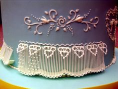 Royal Icing techniques