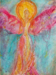 How to paint an Angel like a Goddess on Vimeo