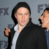 Charlie Hunnam attending the 2012 FX Ad Sales Upfront at Lucky Strike in New York City