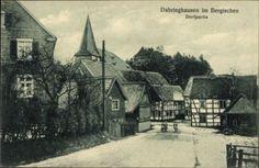 Ak-Dabringhausen-Wermelskirchen-im-Bergischen-Land-Dorfpartie-1133551